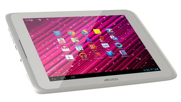 Archos 80 Xeon Android Tablet Announced