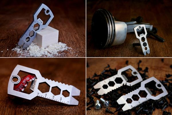 ATOM Key Shaped Multi-Tool