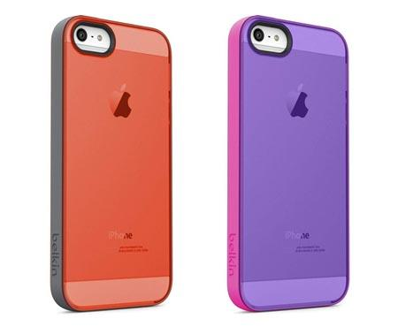 Belkin Grip Candy Sheer iPhone 5 Case