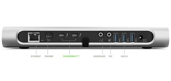 Belkin Thunderbolt Express Dock for MacBook