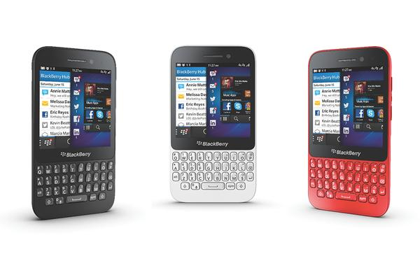 BlackBerry Q5 Smartphone Announced