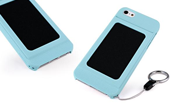 Bluevision Slim iPhone 5 Case With IC Card Holder