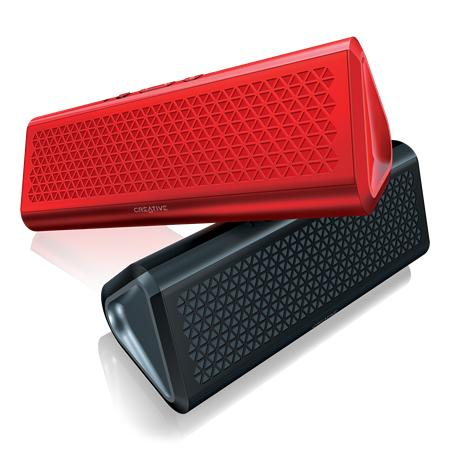 Creative Airwave HD Portable Wireless Speaker with NFC