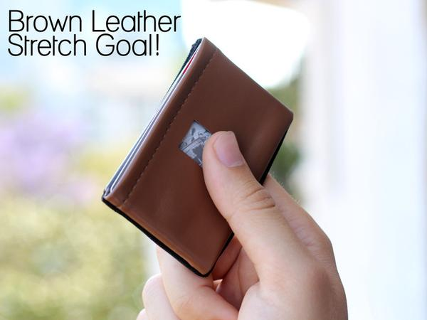DASH 2.0 Leather Wallet