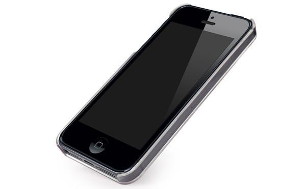 Flash! Hard Clear iPhone 5 Case