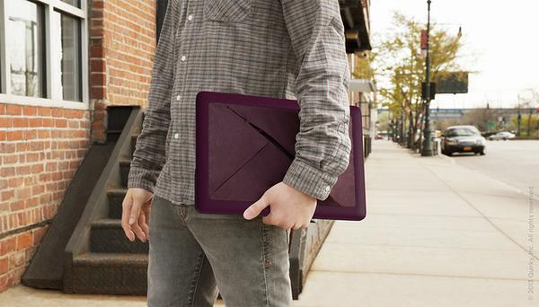 Flashcase MacBook Case with Built-In Storage