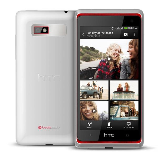 HTC Desire 600 Dual-SIM Android Phone Announced