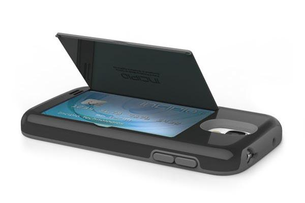 Incipio Stowaway Samsung Galaxy S4 Case