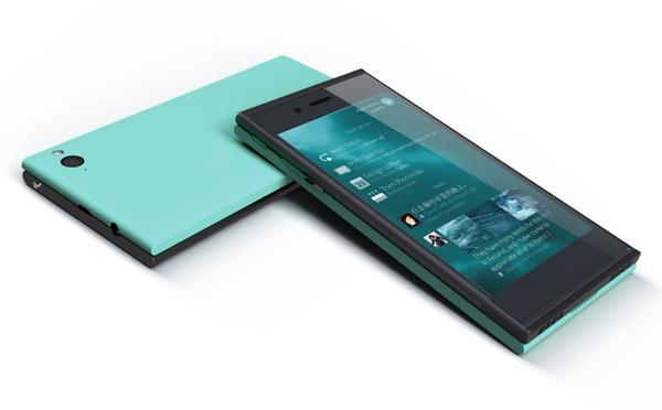 Jolla Smartphone with Sailfish OS Announced
