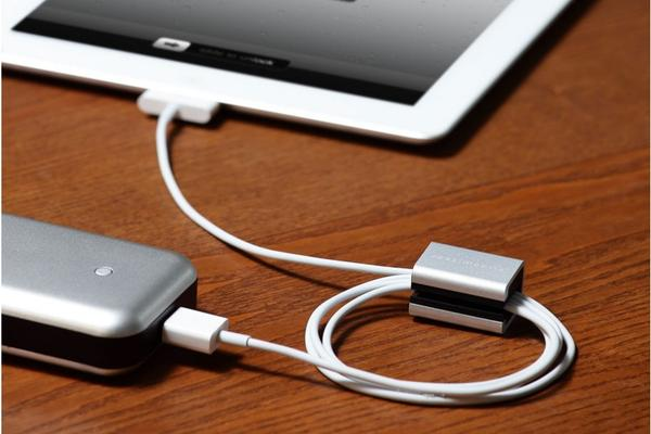 Just Mobile AluCube Mini Cable Organizer