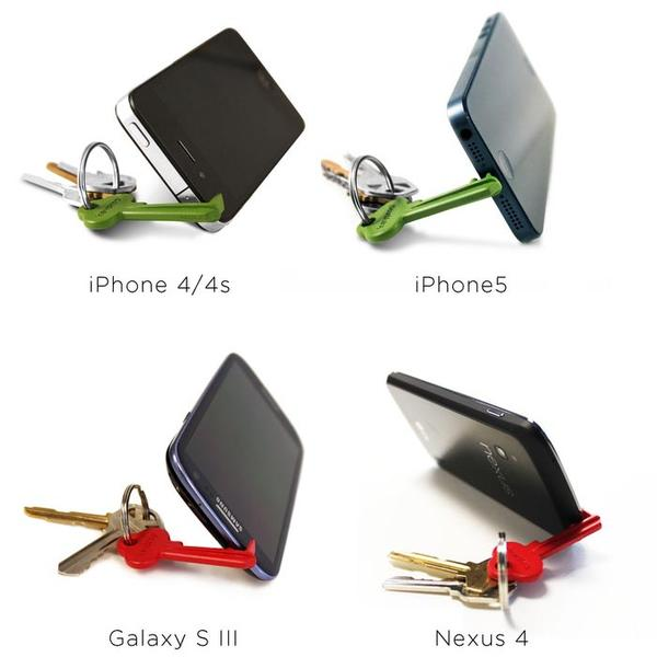 Keyprop Key Shaped Phone Stand
