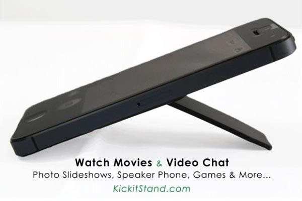 Kick-it Universal Phone Stand