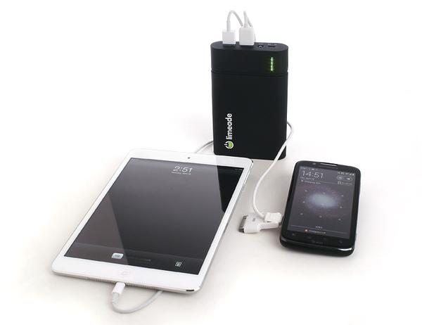 Limeade Blast Ultra-High Capacity Backup Battery