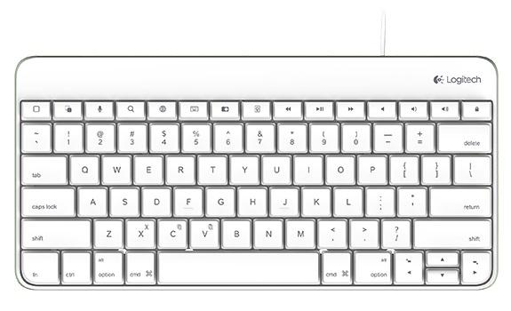 Logitech Wired Keyboard for iPad