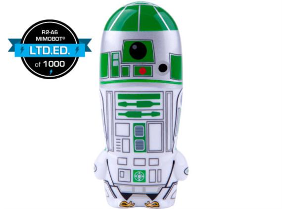 Mimoco Star Wars R2-A6 Mimobot USB Flash Drive