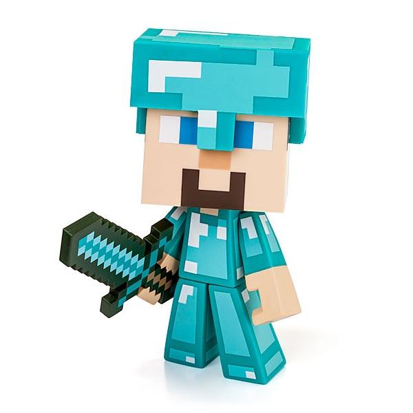 Minecraft Steve Vinyl Figures