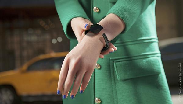 Mingle Bracelet Styled Bluetooth Phone Handset