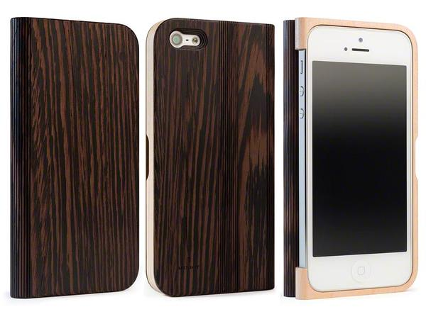 Miniot Book Wooden iPhone 5 Case