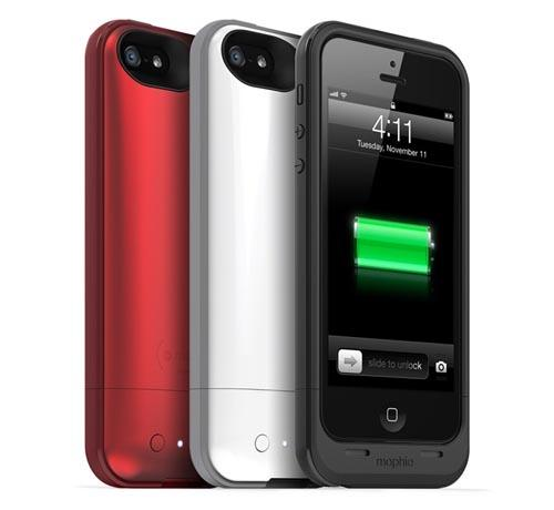 Mophie Juice Pack Plus Battery Case for iPhone 5
