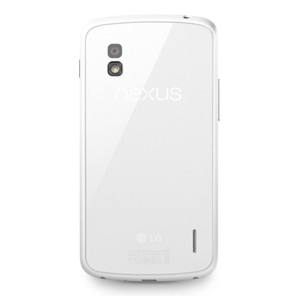 Nexus 4 White Android Phone Announced