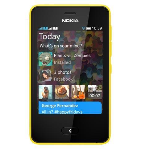 Nokia Asha 501 Smartphone Announced