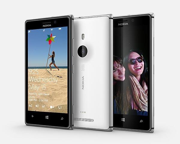 Nokia Lumia 925 Windows Phone 8 Smartphone Announced