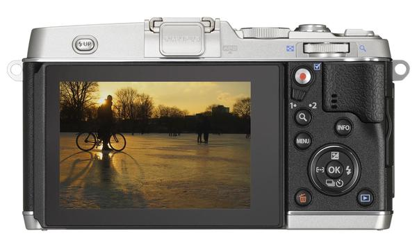 Olympus PEN E-P5 Mirrorless Camera Announced