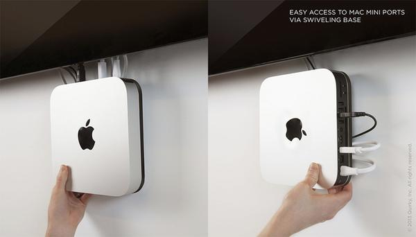 OneEighty Mac Mini Wall Mount