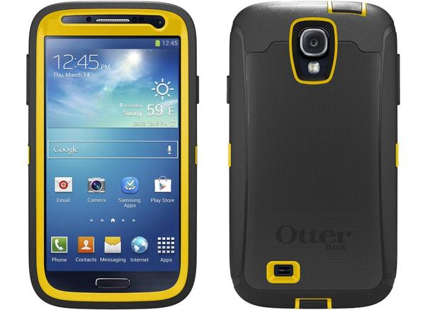 best sneakers 25ed5 f012e OtterBox Defender Series Galaxy S4 Case | Gadgetsin