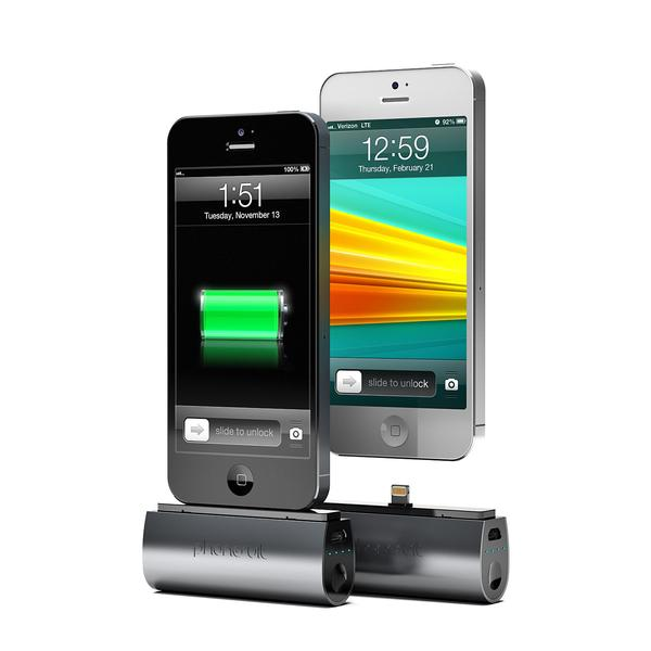PhoneSuit Flex Pocket Backup Battery for iPhone 5 and iPod Touch 5G