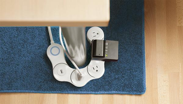 Pivot Power Genius App Enabled Power Strip