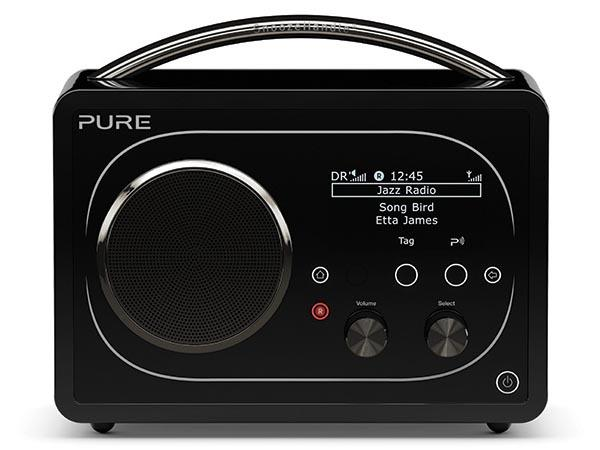 Pure Evoke F4 Portable Internet Radio with Bluetooth