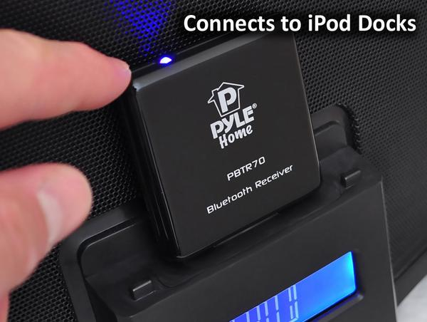 Pyle PBTR70 Bluetooth Audio Receiver