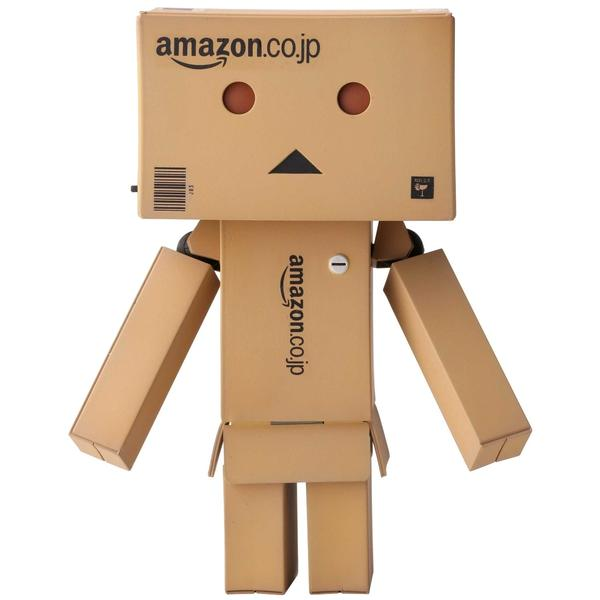 Revoltech Danbo Amazon Action Figure