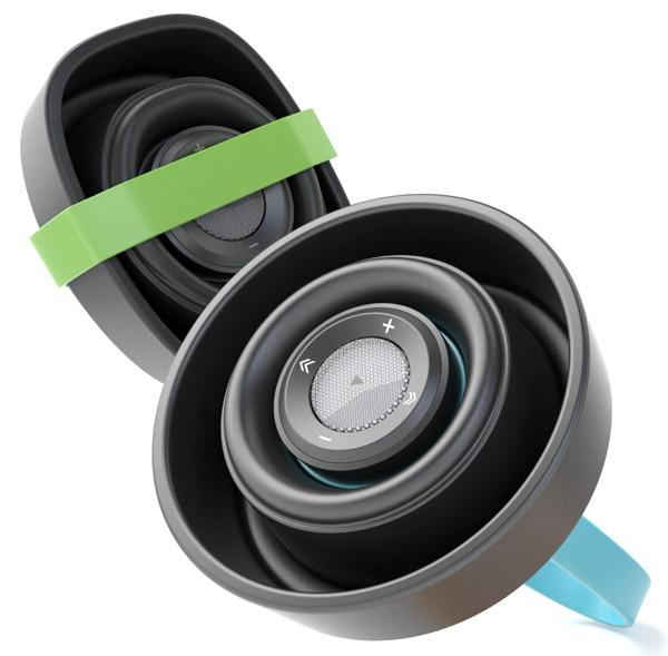 RingIng Portable Bluetooth Speaker