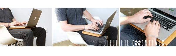 SafeSleeve All-in-one Radiation Blocking Laptop Case