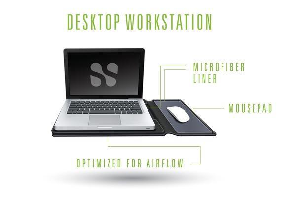SafeSleeve All-in-one Radiation Blocking Laptop Case