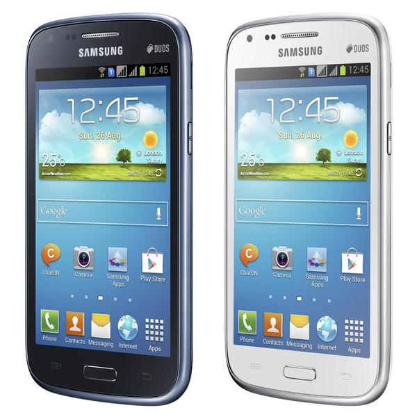 Samsung Galaxy Core Android Phone Announced