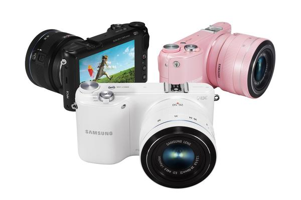 Samsung NX2000 Mirrorless Smart Camera Announced