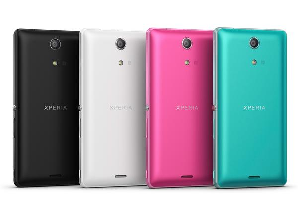 Sony Xperia ZR Waterproof Android Phone Announced