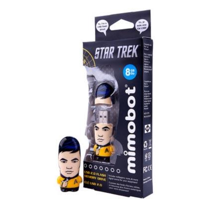 Star Trek Mr. Sulu Mimobot USB Drive