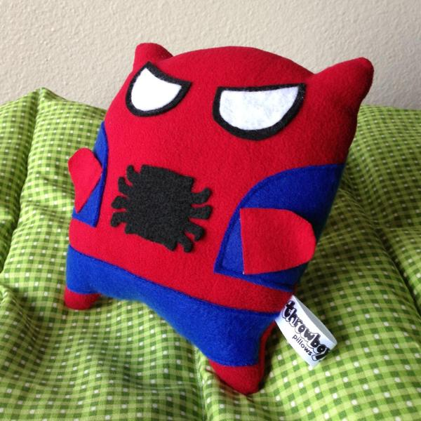 Superhero Inspired Pillow Fighter