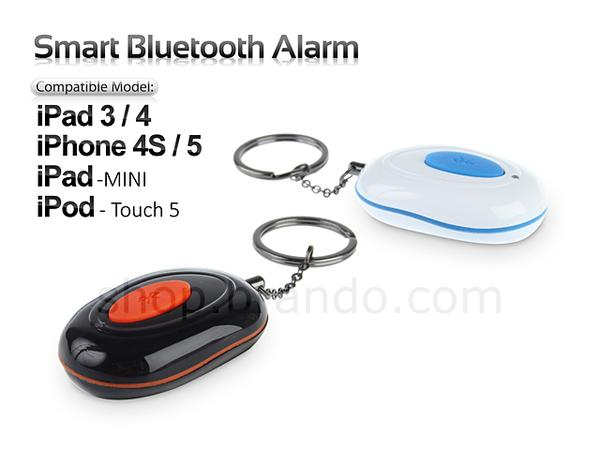 The App Powered Bluetooth Wireless Tracker