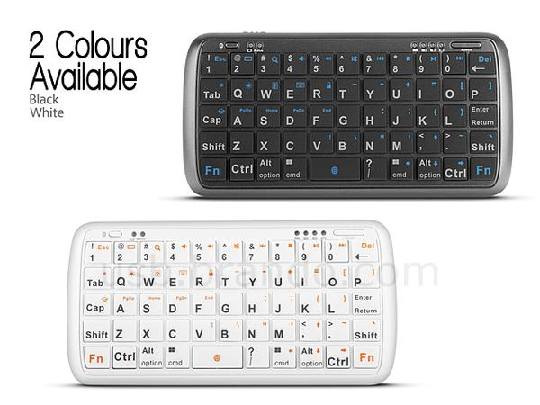 The Backup Battery With Mini Bluetooth Keyboard