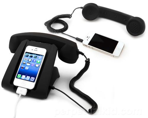The Cell Phone Talk Dock