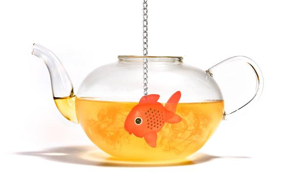 The Fish Tea Infuser