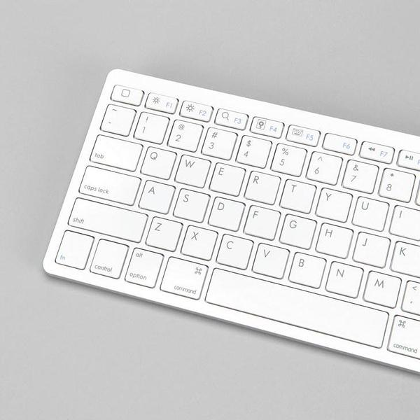 The Portable Bluetooth Wireless Keyboard