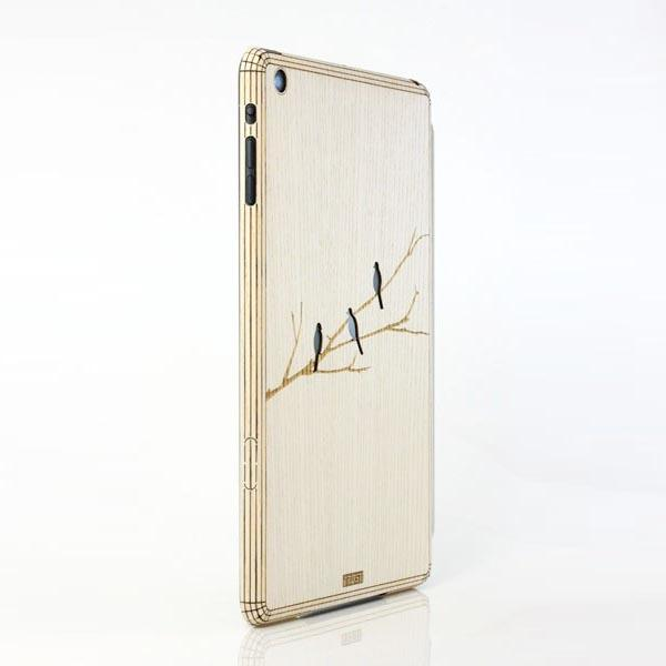Toast Wood iPad Mini Cover