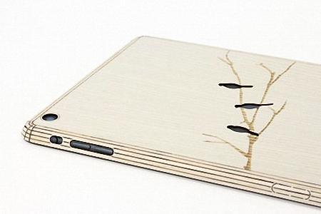 Toast Wood iPad Mini Cover