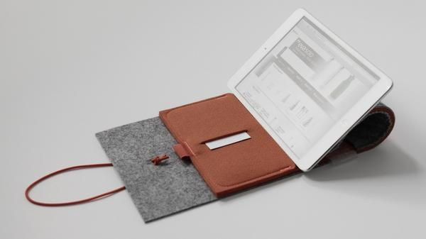 11+ Felt iPad Mini Case